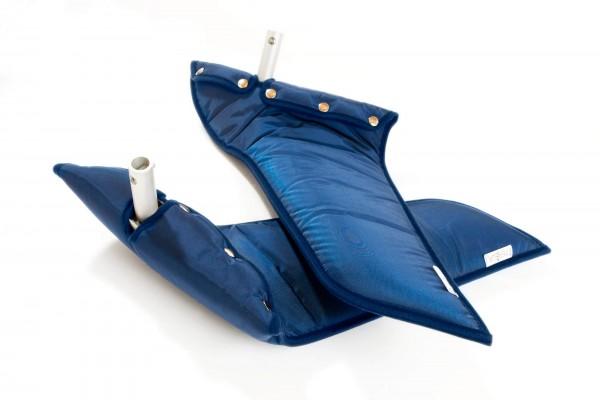Winglettaschen für Segelflugzeug